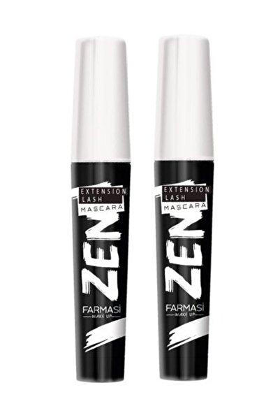 Farmasi 2 Adet Zen Maskara 8 Ml