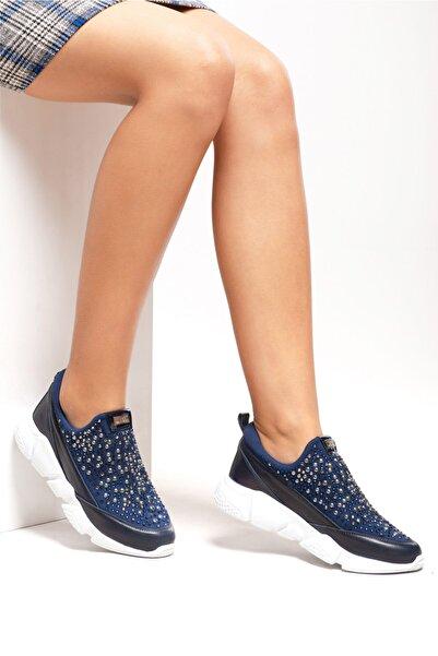 Ferre Kadın Lacivert Günlük Ayakkabı