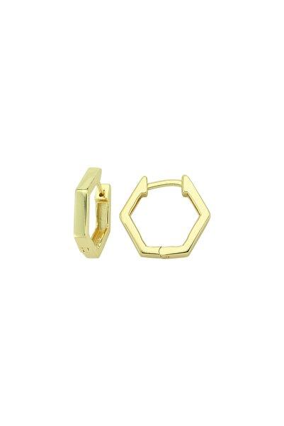 Luzdemia Hectagon Earring 925