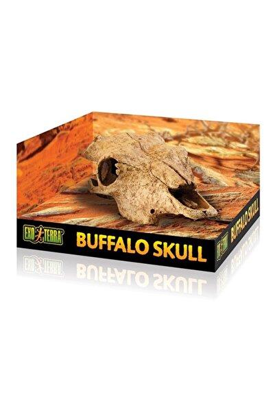 Exo Terra Bufalo Kafatası Şekilli Sürüngen Yuvası