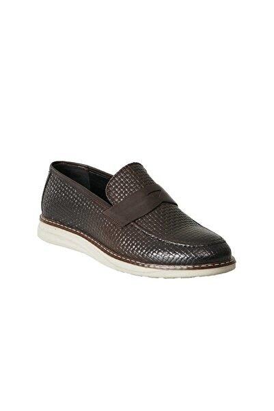 ALTINYILDIZ CLASSICS Erkek Kahverengi Casual Rahat Deri Ayakkabı