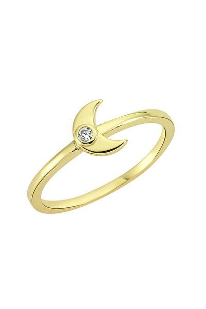 Luzdemia Moon Ring 925