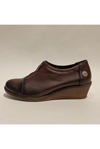 Mammamia Kadın Kahverengi  Mia D20ka-120  Ayakkabı,