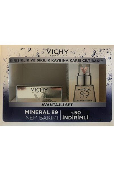 Vichy Mineral 89 + Liftactive Supreme Ps