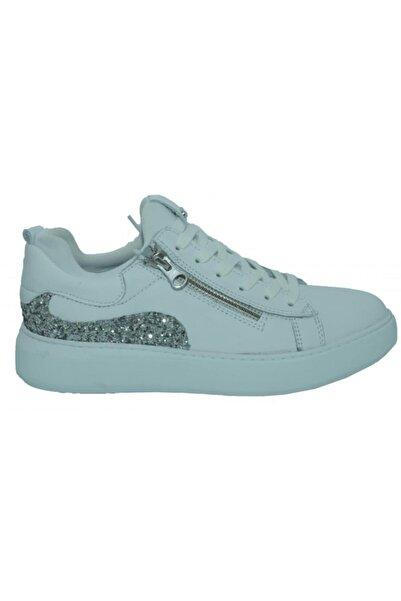 Greyder Kadın Beyaz Deri Urban Casual Ayakkabı