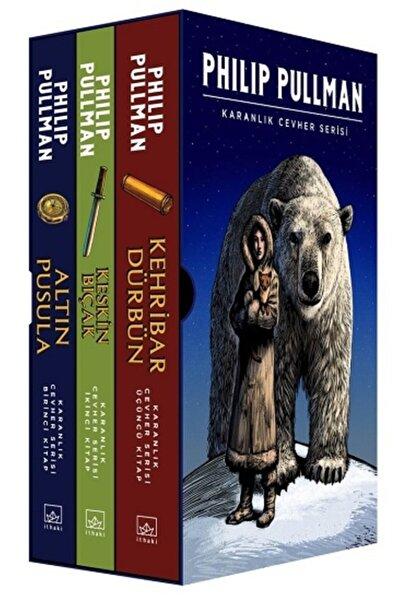 İthaki Yayınları Karanlık Cevher Serisi Kutu Set - - Philip Pullman