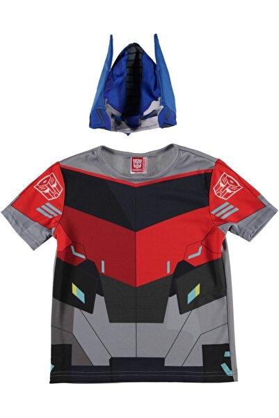 transformers Tf Optimus Prime Yazlık T-shirt 4-6 Yaş