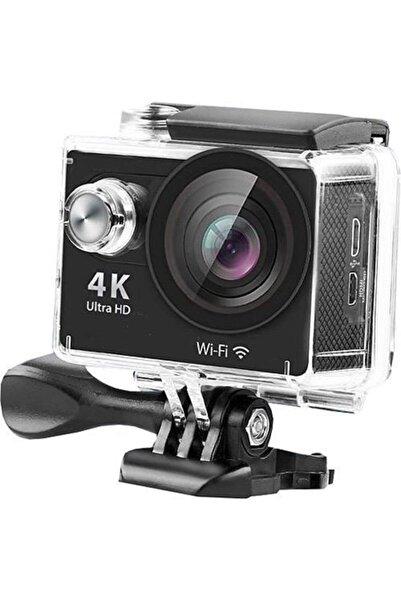 KUTALPTUĞ Aksiyon Araç Için Kamera Angeleye 4k Vantuz Ayak Hediyeli
