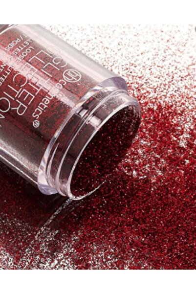 Bh Cosmetics Kırmızı Glitter Göz Ve Vücut Simi