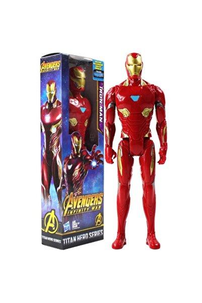 MRÇ Demir Adam Avangers Titan Heros Iron Man + Süpriz Hediye