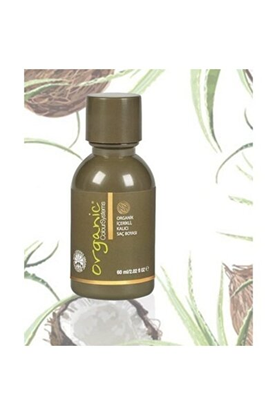 Organic Colour Systems 6nn Yoğun Koyu Sarı Organik Saç Boyası 60 Ml