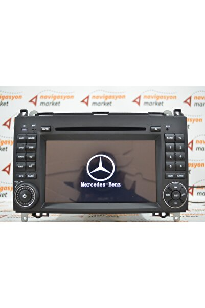 For-X Mercedes B200 Android 2gb Ram Multimedya Navigasyon Oem