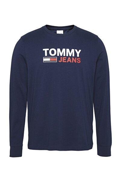 Tommy Hilfiger TJM LONGSLEEVE CORP LOGO TEE