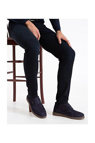 Pierre Cardin Erkek Lacivert Oxford Ayakkabı S021SZ033.CS1.3620151-SK20