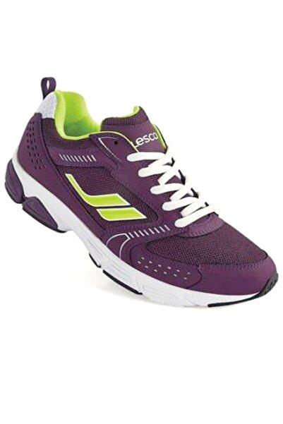 Lescon Kadın Mor Koşu Ayakkabı