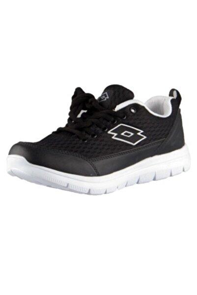 Lotto Siyah Spor Ayakkabısı