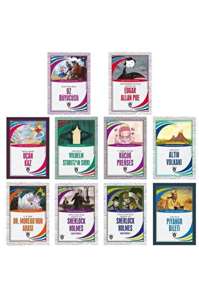 Dorlion Yayınları 7-12 Yaş Dünya Çocuk Klasikleri 10´lu Set