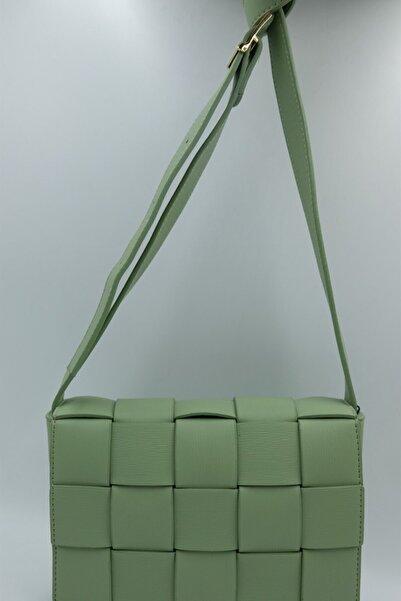 Matthew Cox Kadın Yeşil Çanta T722