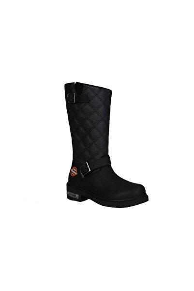Hammer Jack Unisex Siyah Çizme 102 15980-z