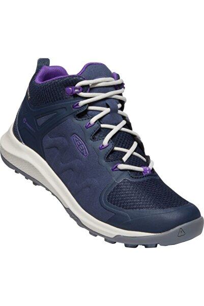 Keen Kadın Mor Bağcıklı Bağcıklı Spor Ayakkabı
