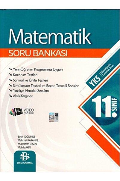 Bilgi Sarmal Yayınları 2021 11.sınıf Matematik Soru Bankası Video Çözümlü