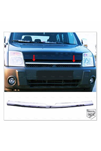FAMS OTO AKSESUAR Ford Connect Krom Ön Panjur 1 Prç. 2002-2006 P. Çelik