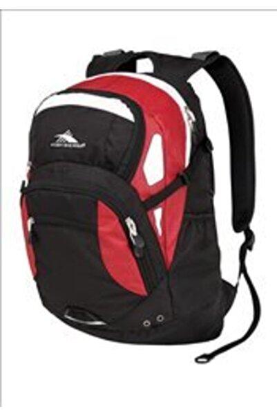 High Sierra Hıgh Sıerra School Backpacs 60215 0971 X41 (0) 41007 Scrımmage Black/crımson/whıte