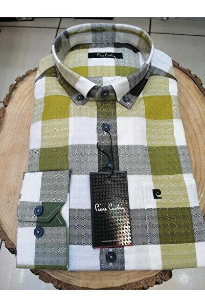 Pierre Cardin Men Erkek Safran Renk Gömlek
