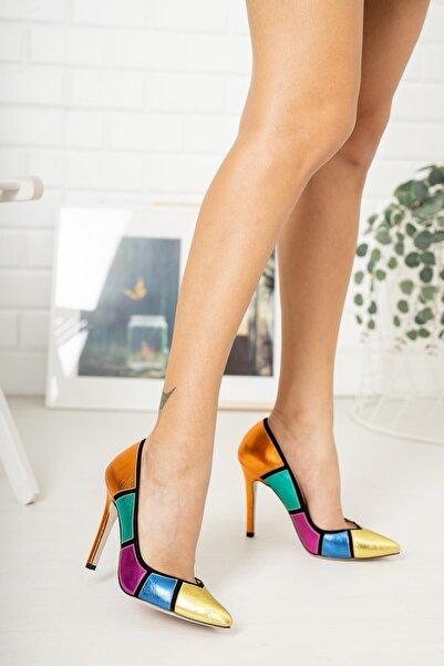 Taran Kadın Stella Ince Topuklu Stiletto