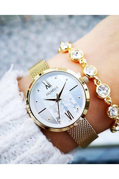 Homies Kadın  Saat ve Bileklik
