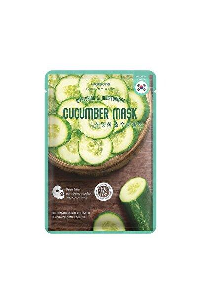 Watsons Refreshing Nemlendirici Cucumber Maske 1 Adet