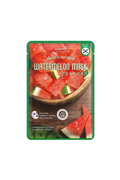 Watsons Watermelon Nemlendirici Maske 1 Adet