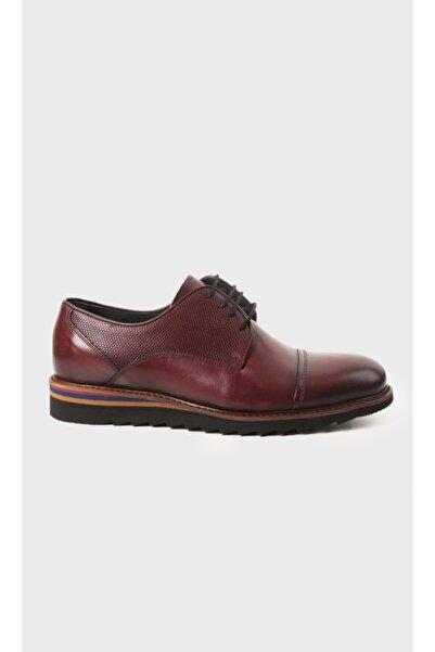 Hatemoğlu Erkek Bordo Klasik Ayakkabı