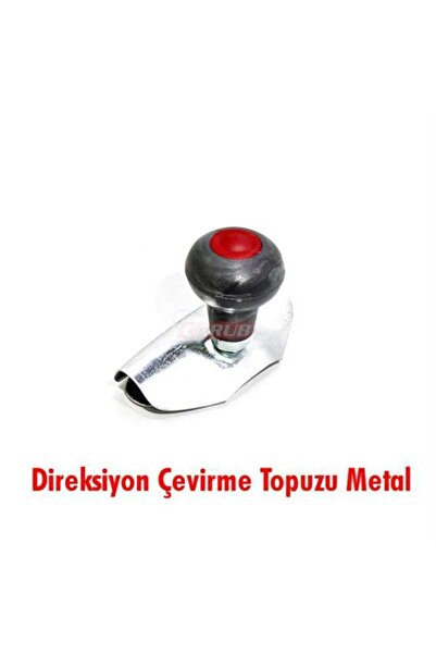 Carub Direksiyon Topuzu Metal