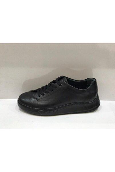 Santa Barbara Polo & Racquet Club Erkek Siyah Ayakkabı