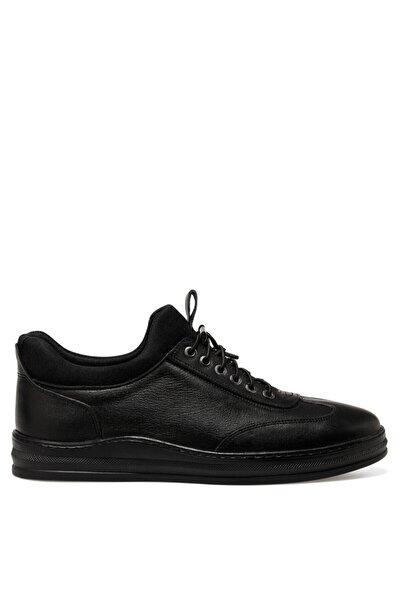 İnci Erkek Siyah Akly Günlük Ayakkabı