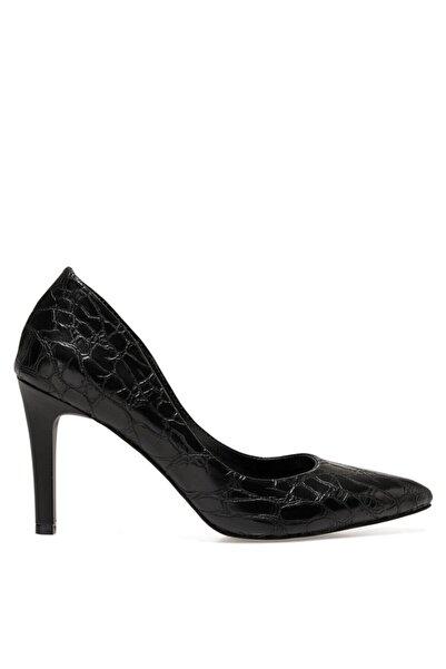 İnci Kadın Siyah Gova Ayakkabı