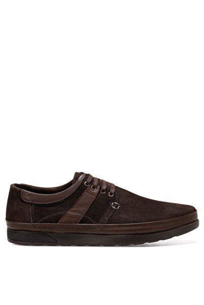 İnci Erkek Kahverengi  Günlük Ayakkabı