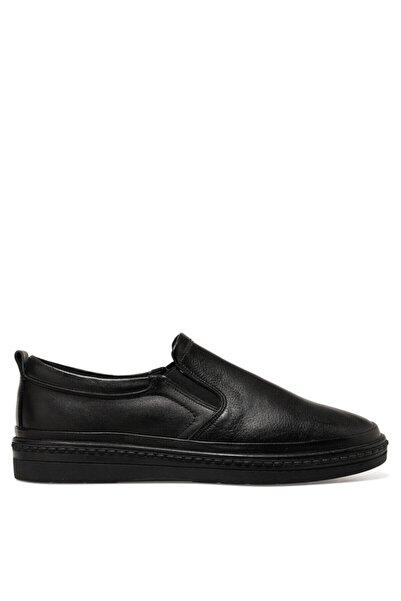 İnci Erkek Siyah Soka  Günlük Ayakkabı