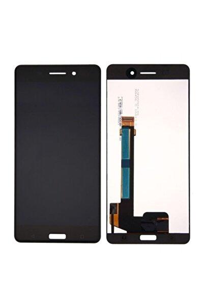 Nokia 6 Lcd Ekran Dokunmatik Siyah Ekran
