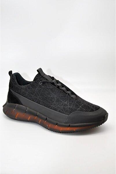 MARCOMEN Erkek Siyah Günlük Ayakkabı 12548