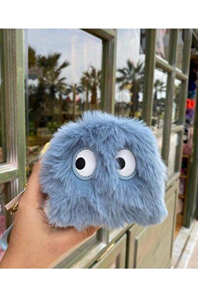 Miss Evita Pac Man Anahtarlık (mavi)