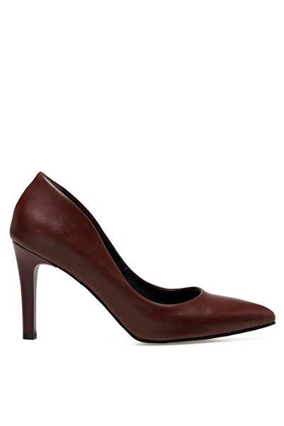 İnci Kadın Bordo Blaır Gova Ayakkabı