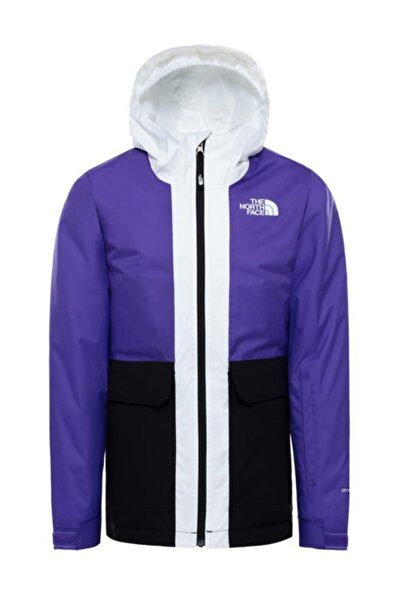 THE NORTH FACE Freedom Insulated Kız Çocuk Mont Mor