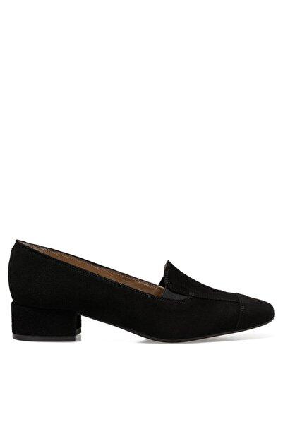 İnci Kadın Siyah Gova Ayakkabı Sams2