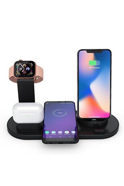 Mcstorey Iphone Kablosuz Şarjaleti Samsung Huawei Qi Kablosuz Şarj Aleti Apple Watch Airpods Kablosuz Şarj