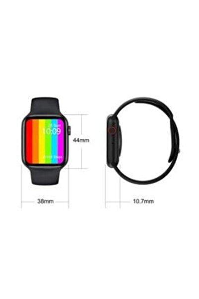 Everest Tam Ekran Smart Watch 6 Akıllı Saat Nabız,tansiyon,ateş Ölçer Tg-watch6