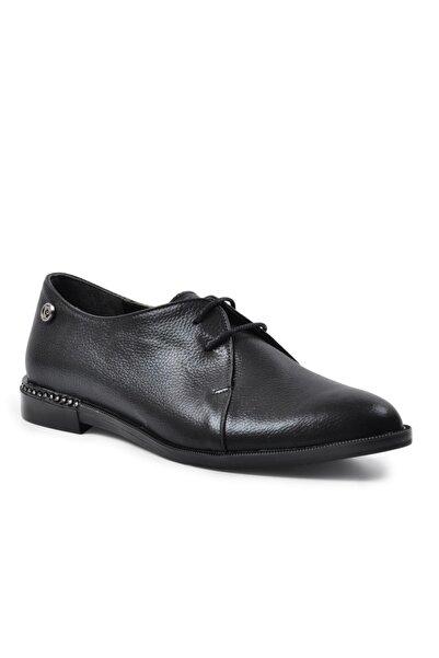 Pierre Cardin Kadın Siyah Günlük Ayakkabı
