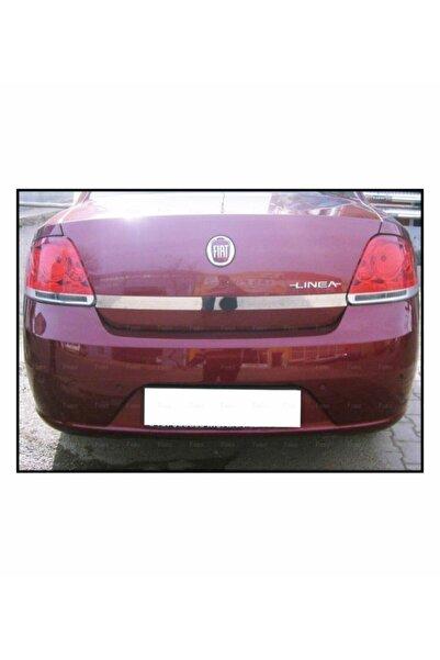 FAMS OTO AKSESUAR Fiat Linea Krom Bagaj Çıtası 2007-2012 Arası P.çelik