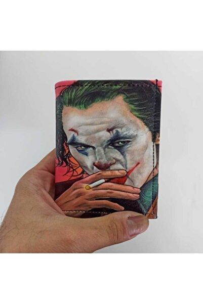 Makko Polo Joker Tasarımlı Kartlık